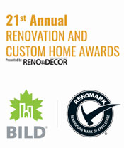 Celtic Custom Painting - Renovation and Custom Home Awards Greater Toronto Area Finalist